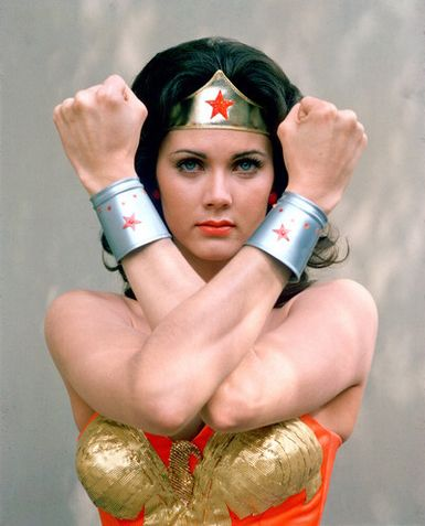 Wonder Woman, Lynda Carter